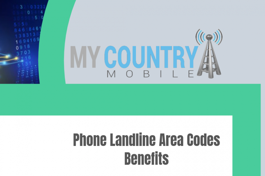 Phone Landline Area Codes Benefits - My Country Mobile