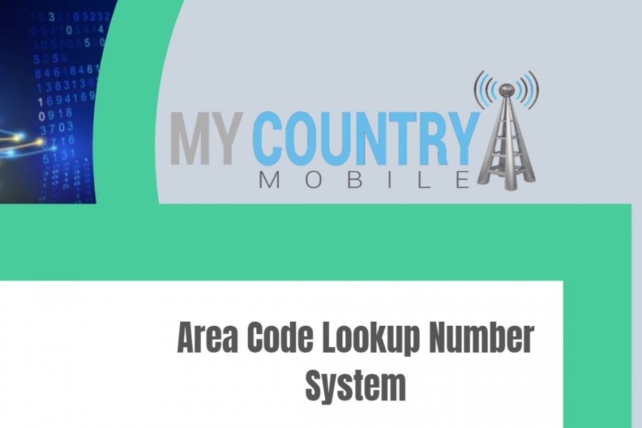 Area Code Lookup Number System - My Country Mobile