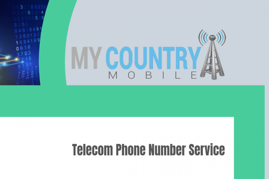 Telecom Phone Number Service - My Country Mobile